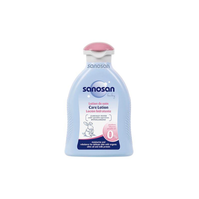 Lotiune de ingrijire Sanosan Baby | 200 ml