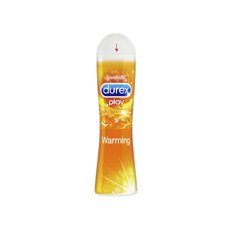 Lubrifiant Durex Play Warming   50 ml