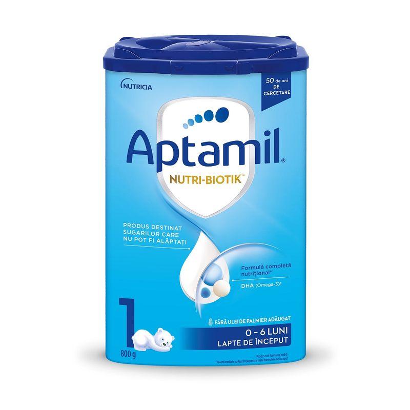 Lapte praf Aptamil Junior 2+ | 800 g