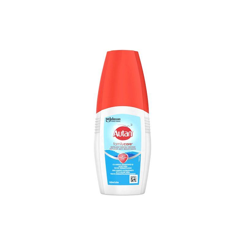 Autan Family Care Lotiune anti-intepaturi insecte   100 ml