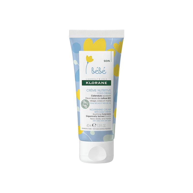 KLORANE BEBE CR NUTRITIVA COLD CREAM 40ML