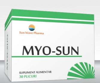 Myo-sun plus x30 plicuri