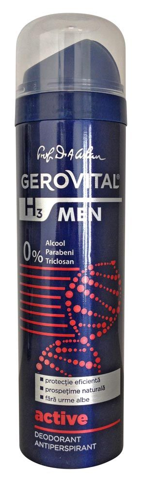 GH3 MEN DEO ANTIPERSPIRANT ACTIVE 37920