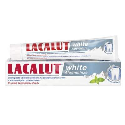 LACALUT WHITE ALPENMINZE 75ML