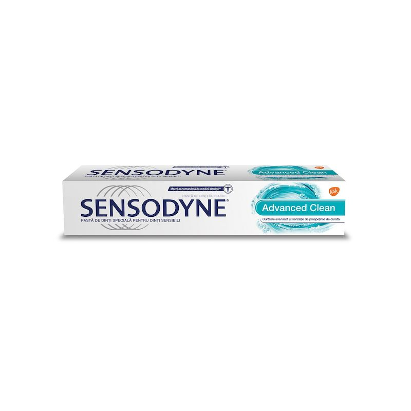 SENSODYNE PASTA ADVANCED CLEAN 75ML