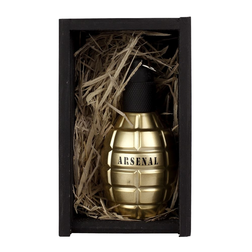 ARSENAL GRENADE GOLD MEN 100ML
