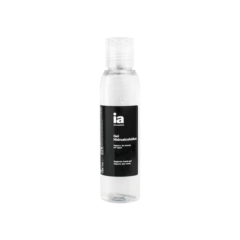 Gel de curatare maini Interapothek 125 ml