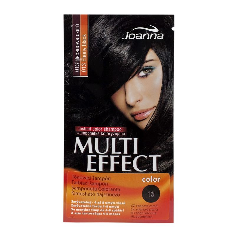 "SAMPON NUANTATOR 013 NEGRU EBONITA ""MULTI EFFECT COLOR"" 35 G"
