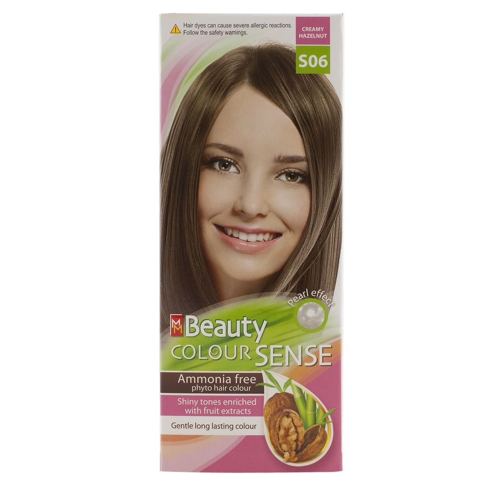MM BEAUTY COLOUR SENSE VOPSEA DE PAR S06 BLOND ALUNA