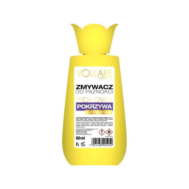 VOLLARE DIZOLVANT OJA HERBAL EXTRACT DE URZICA 60ML