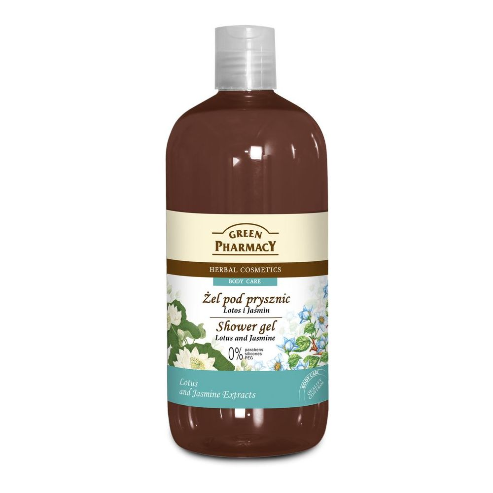 GEL DE DUS LOTUS SI IASOMIE 500ML