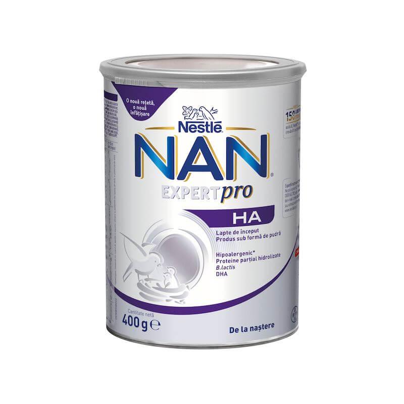 Lapte praf NAN HA hipoalergenic | 400 g