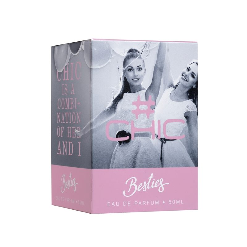PARFUM BESTIES CHIC WOMAN 50ML