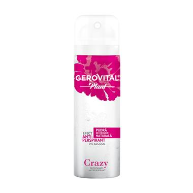 GP DEO ANTIPERSPIRANT CRAZY 150ML 37630