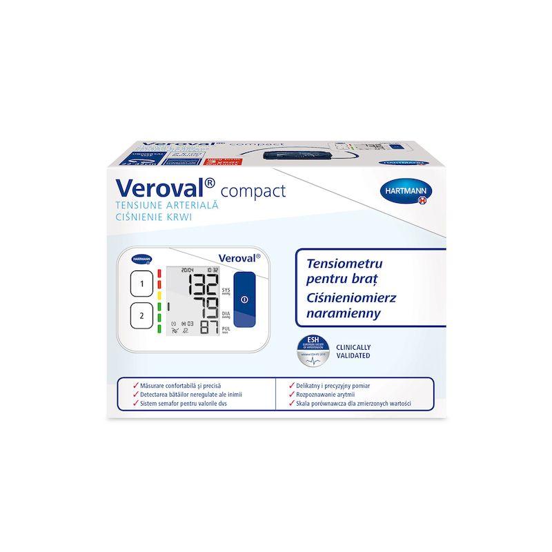 VEROVAL COMPACT TENSIOMETRU BRAT 9254240   HARTMANN