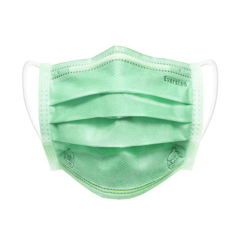 Masca chirurghicala pentru copii tip II verde