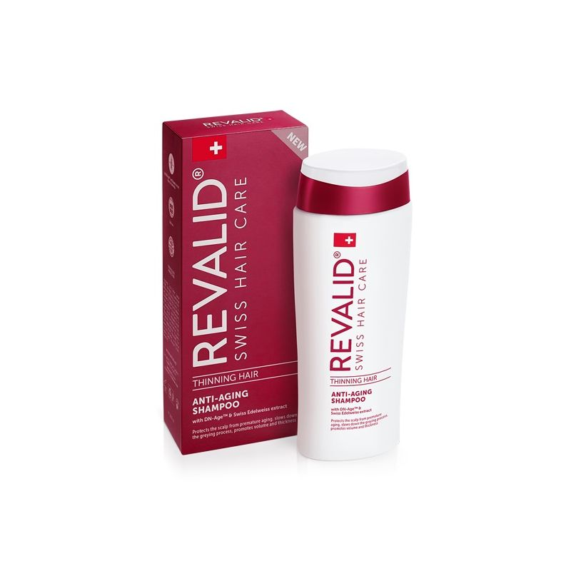 Revalid Sampon anti-imbatranire | 200 ml