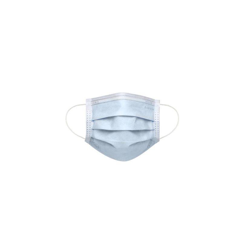 Masca chirurghicala pentru copii tip II albastru